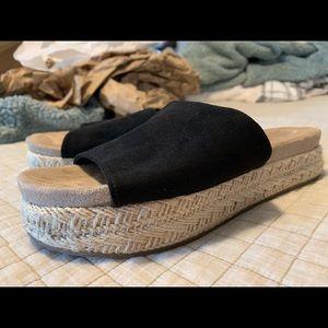 Madden Girl Sandals Size 7